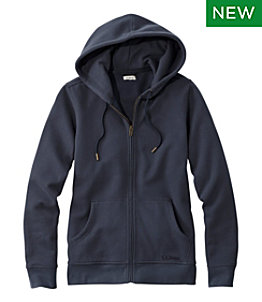 Women's L.L.Bean 1912 Sweatshirt, Full-Zip Hooded