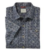 Men's Otter Cliff Shirt, Short-Sleeve Print