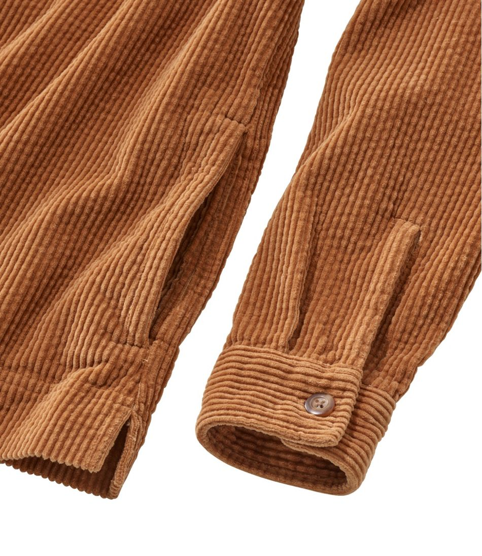 Women's Comfort Corduroy Relaxed Shirt