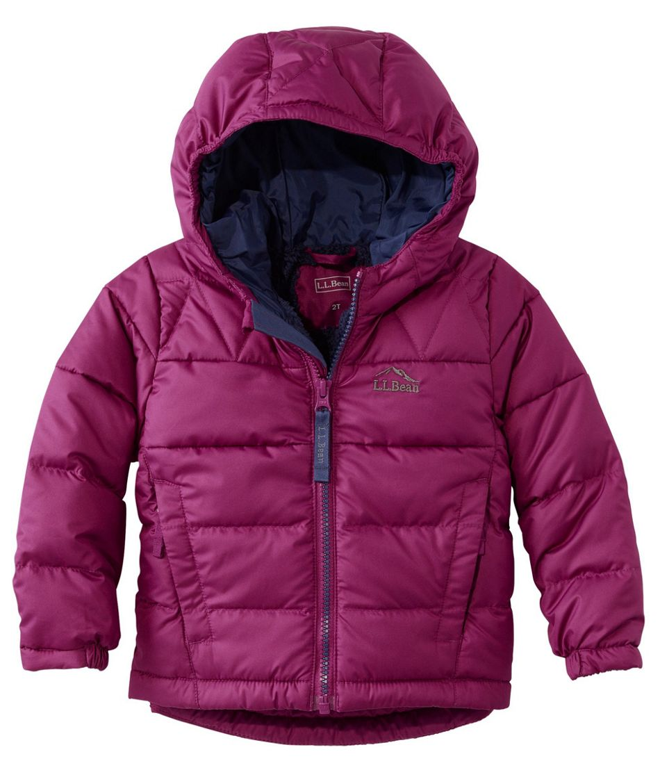 Toddlers' L.L.Bean Down Jacket