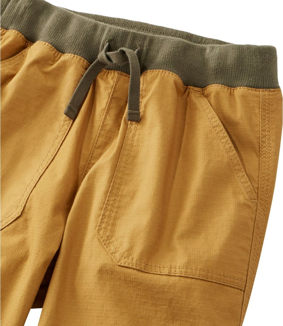 Kids' Stretch Ripstop Joggers