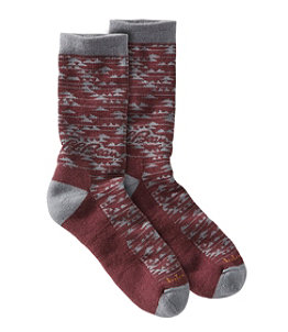 Men's L.L.Bean Campside Wool Socks