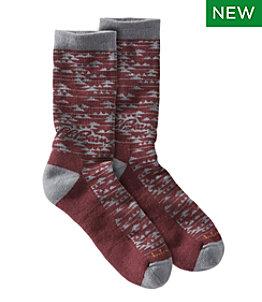 Men's L.L.Bean Campside Wool Socks