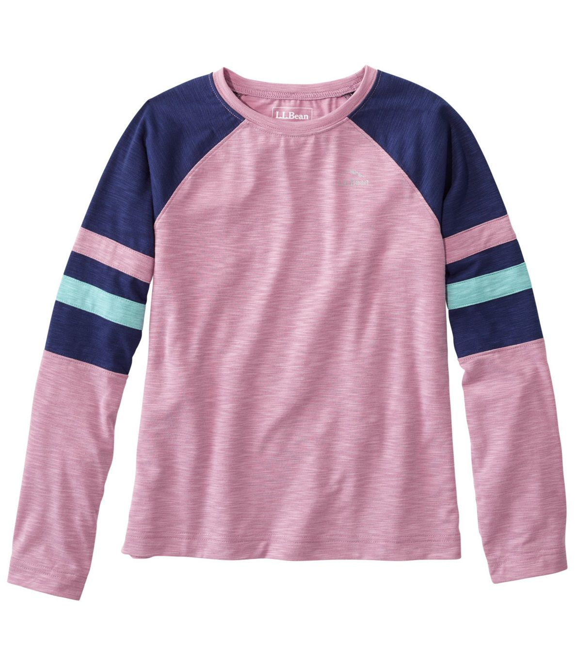 Kids' Trail Tee, Long Sleeve