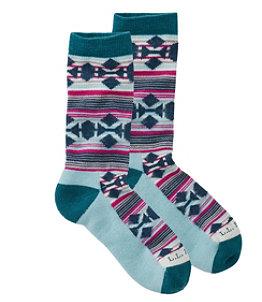 Women's L.L.Bean Campside Wool Socks