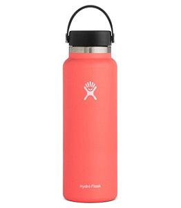 Hydro Flask Wide Mouth Water Bottle, 40 oz.