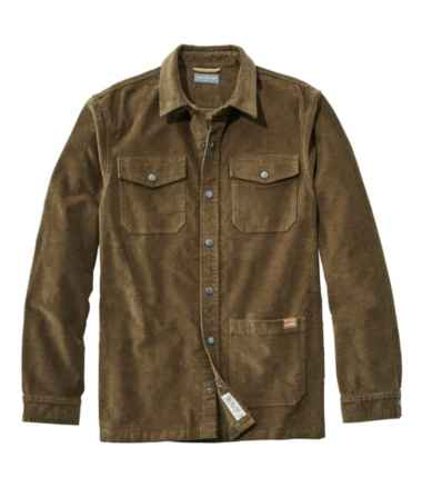 Men's Signature Corduroy Shirt Jac