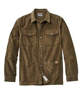 Men's Signature Corduroy Shirt Jac