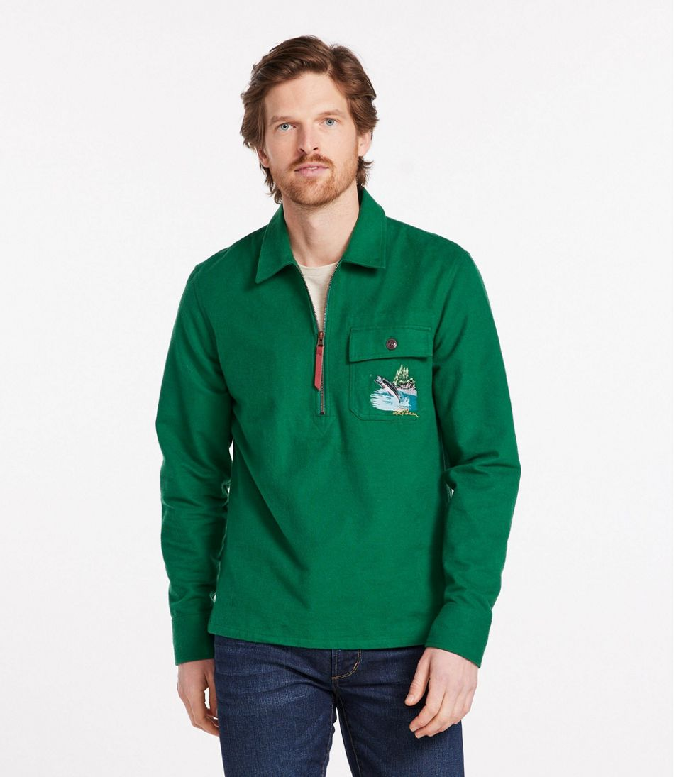 Men's 1933 Chamois Cloth Trapper Shirt
