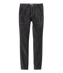 Women's Signature Premium Skinny Corduroy Pants