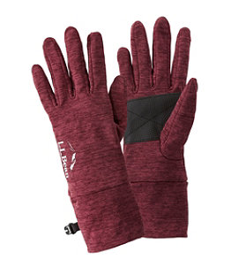 Women's Adventure Grid Fleece Liner Glove