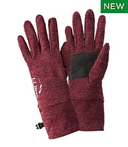 Women's Adventure Grid Fleece Liner Glove