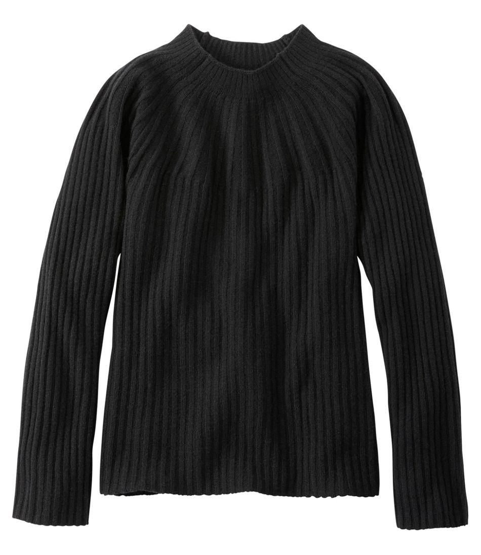 Women's Signature Cashmere Blend Jewelneck Sweater