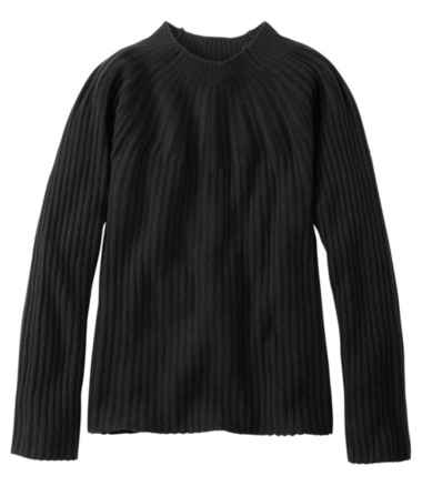 Women's Signature Cashmere Blend Jewelneck Sweater
