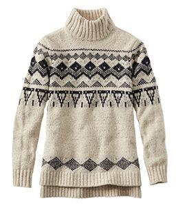 Women's Signature Cozy Sweater Fair Isle