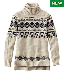 Women's Signature Cozy Sweater Fair Isle