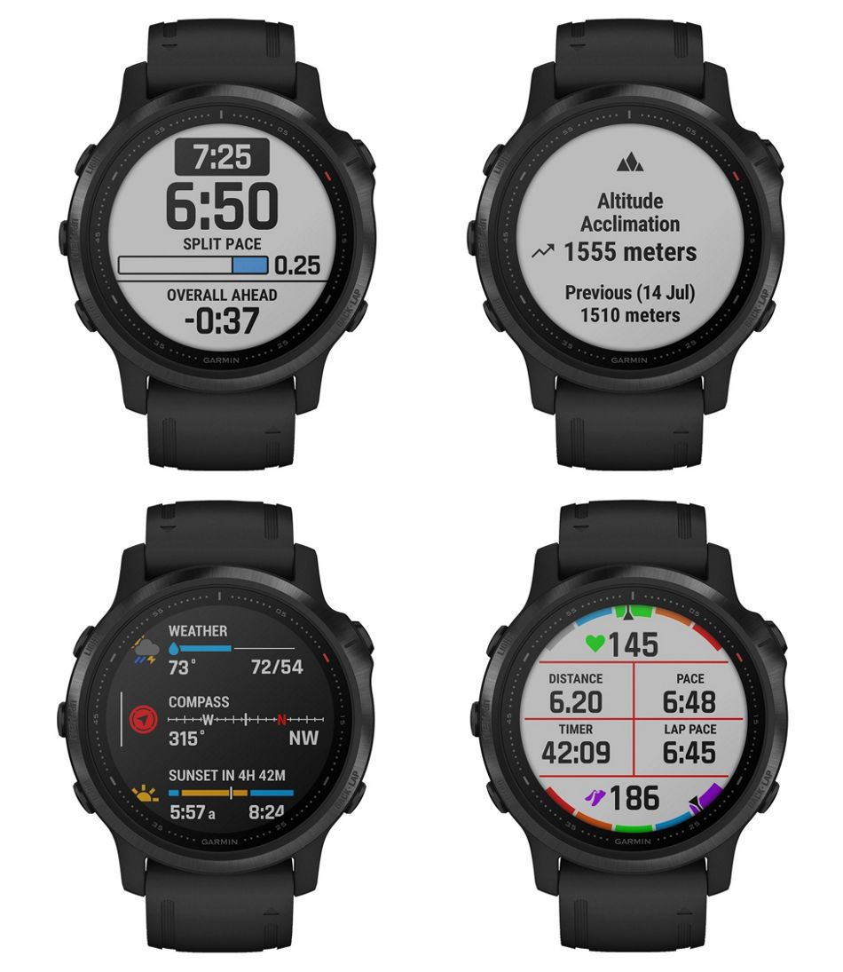 Garmin Fenix 6S Pro Watch