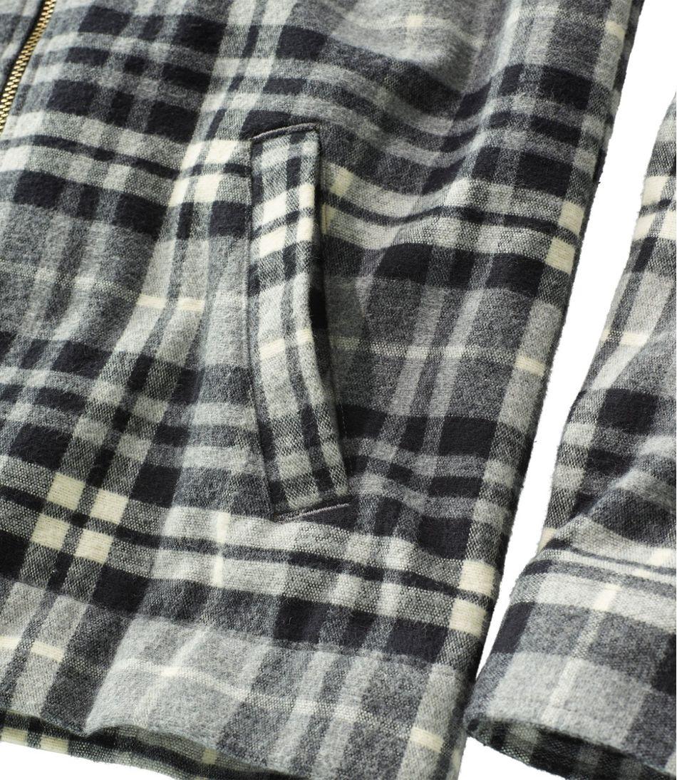 Women's Signature Chamois Zip Shirt