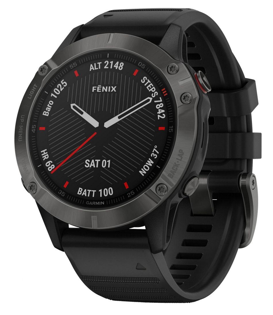 Garmin Fenix 6 Sapphire Watch