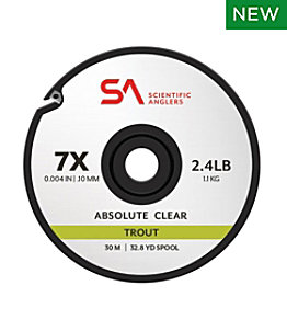 Scientific Anglers Absolute Trout Tippet, 0-7X