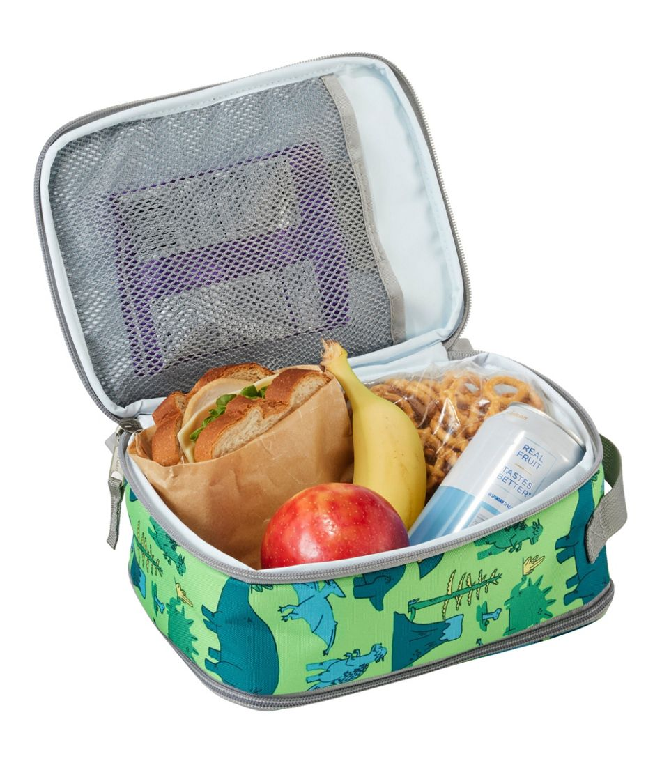 Expandable Lunch Box, Print
