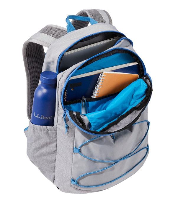 Comfort Carry Laptop Pack, 30 Liter, Black, large image number 3