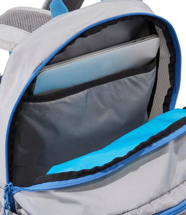 Comfort Carry Laptop Pack, 30 Liter, Black, large image number 4