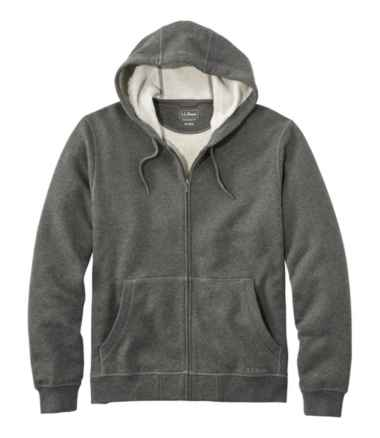 Men's Athletic Sweats, Full-Zip Hooded Sweatshirt
