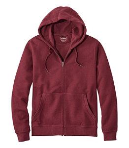 Men's Athletic Sweats, Full-Zip Hooded Sweatshirt