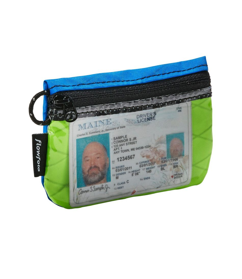FlowFold Essentialist ID Case Wallet