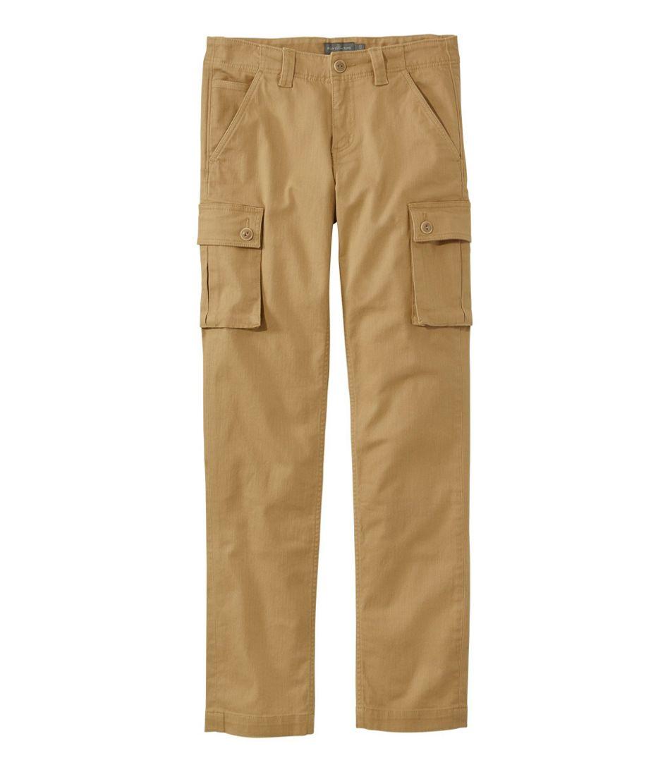Men's Signature Twill Cargo Pants