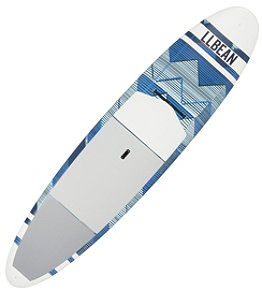 L.L.Bean Breakwater Print ACE-TEC Stand-Up Paddleboard 11' 6""