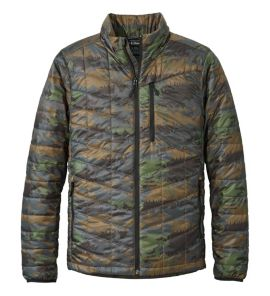 L.L.Bean Men's Primaloft Packaway Jacket