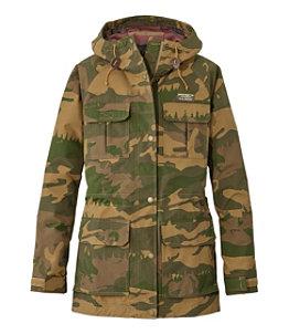 Women's Mountain Classic Water-Resistant Jacket, Print