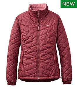 Women's Fleece-Lined Primaloft Jacket