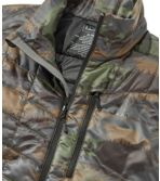 Men's PrimaLoft Packaway Vest, Print