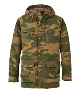 Men's Mountain Classic Water-Resistant Jacket, Print