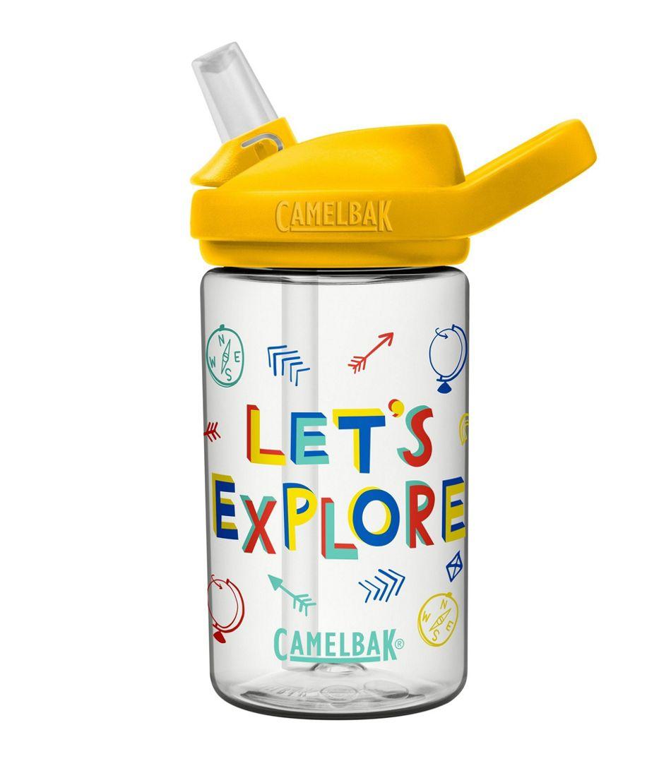 Kids' Camelbak Eddy+ Water Bottle, 14 oz.