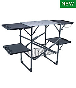 GCI Slim-Fold Cook Station