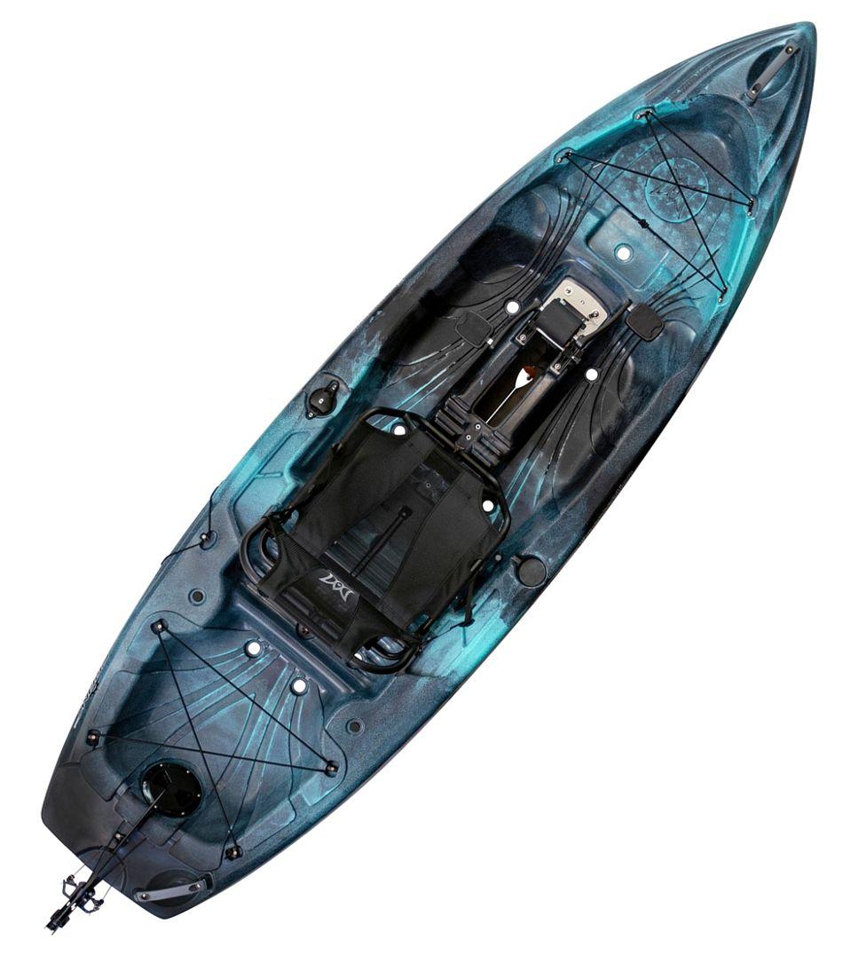 Perception Crank Pedal-Drive Kayak, 10'