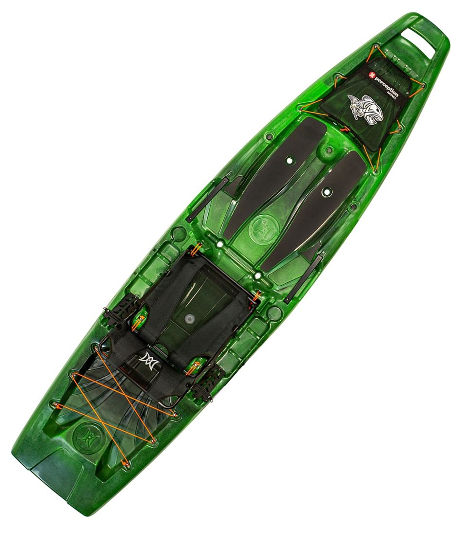 Perception Outlaw Sit-on-Top Kayak, 11.5'