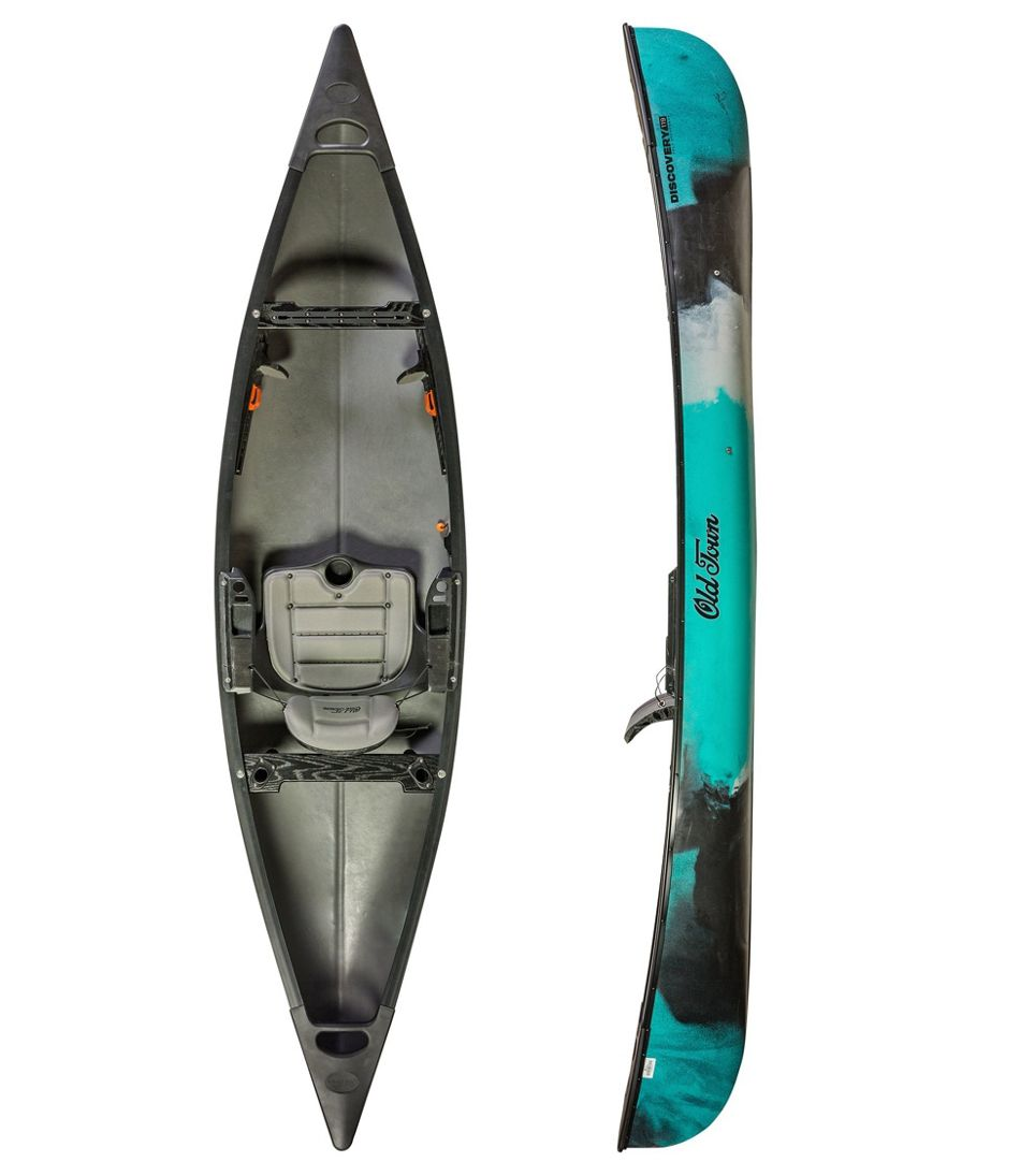 Old Town Discovery Sportsman Solo Canoe, 11'9""