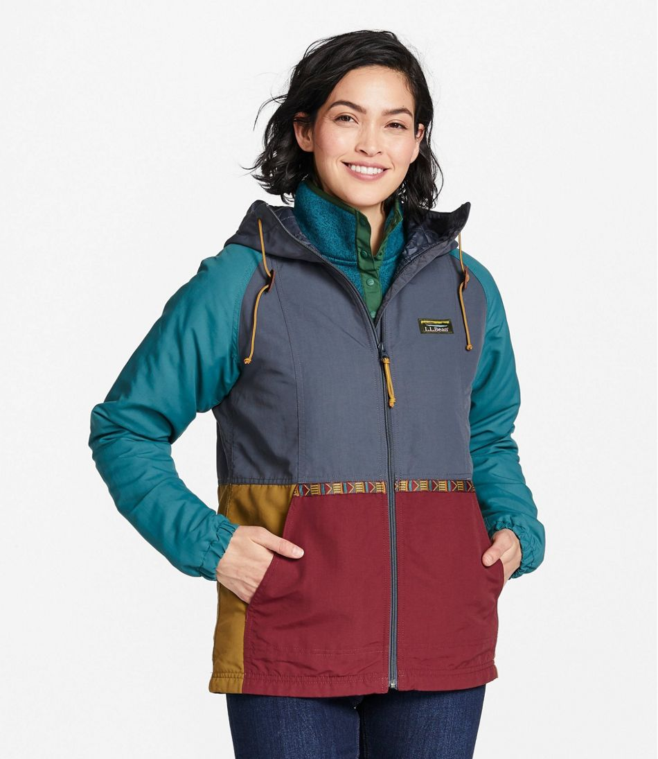 Women's Mountain Classic Insulated Jacket, Multi Color