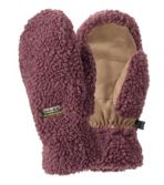Women's Mountain Pile Fleece Mittens