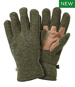 Men's Windproof Wool Glove