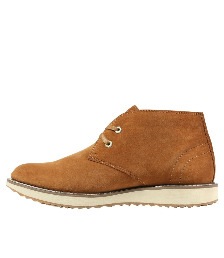 Men's Stonington Chukka Boots, Suede