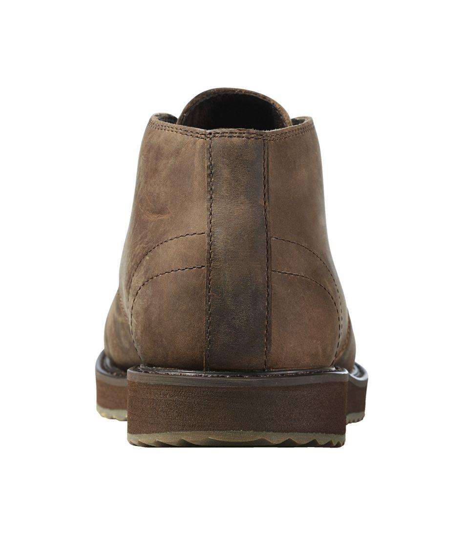 Men's Stonington Chukka Boots, Leather