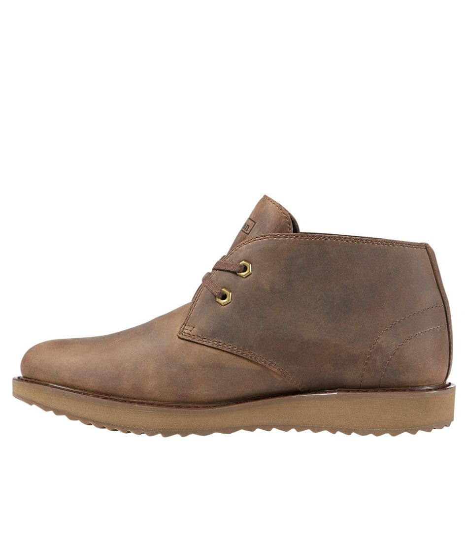 Men's Stonington Chukka Boots, Leather