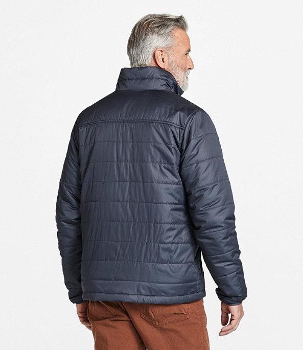 Mountain Classic Puffer Jacket, Black, large image number 2
