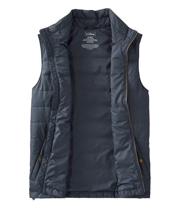 Mountain Classic Puffer Vest, Fatigue Green, large image number 3